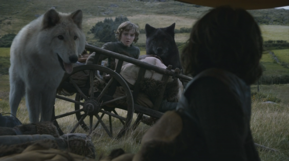 Spoilers Everything Uplifting Rickon Thread Asoiaf