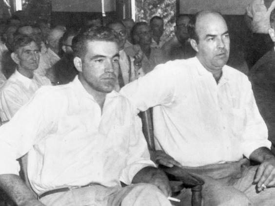 papers son of a man who killed emmett till d in latest  jw milan trial jpg