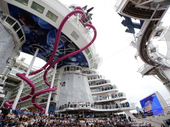 Harmony Of The Seas Everything You Need To Know About The World 39 S Biggest Cruise Ship The