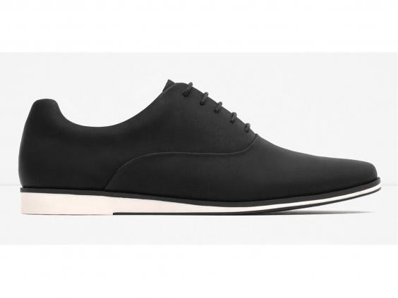 best men     s trainers   The Independent The Independent If you     re after a pair with a more traditional feel  and that will fit equally well with both smart and casual attire  opt for these from the Spanish high