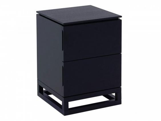 10 best bedside tables the independent for Small bedside chest of drawers