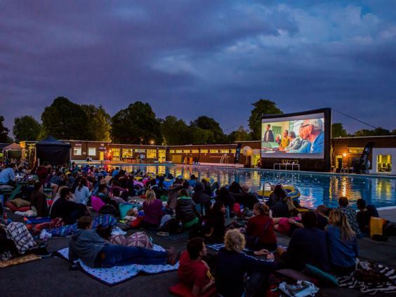 Best Outdoor Cinemas In The Uk Where To Watch Films