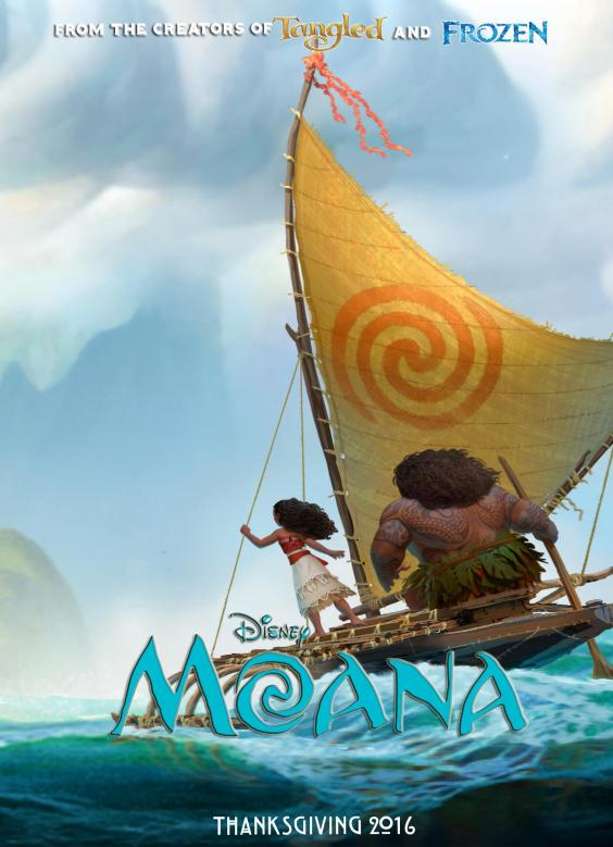 Moana First Trailer For Disney S Latest Animated