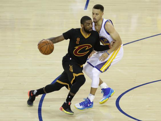 NBA Finals 2016: LeBron James and Kyrie Irving fire ...