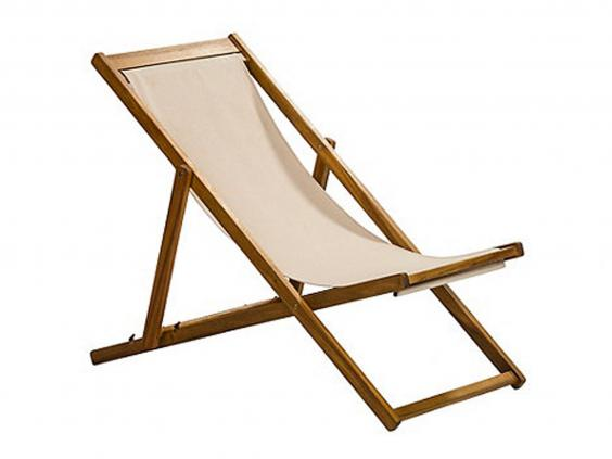 best deck chairs | The Independent
