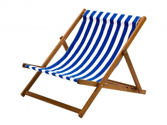 best deck chairs  The Independent