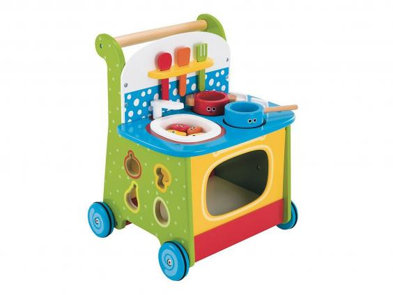 If You Havenu0027t Got Room For A Whole Kitchen Then This Play Kitchen Walker  Could Be Just The Alternative. It Is Really Tiny, But We Found It Ideal For  ...