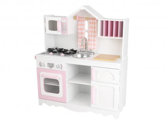Kidkraft Wooden Play Kitchen 10 best play kitchens | the independent