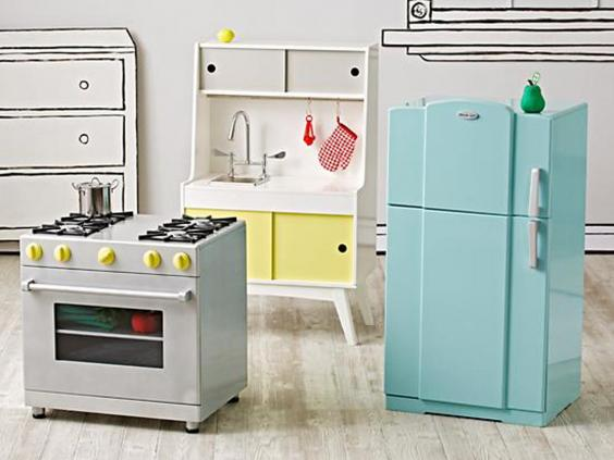 Blue Wooden Play Kitchen 10 best play kitchens | the independent