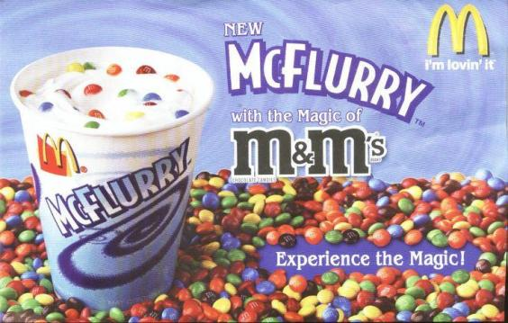 Mars in talks to take M&M's out of McDonald's and Burger ...