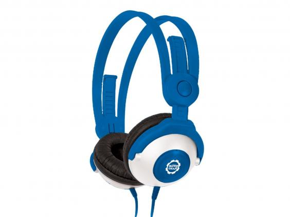 unusually these robust and great quality headphones which come in several colours work for children as young as two yet are comfortable for older kids