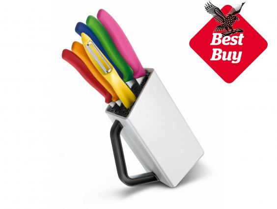 10 Best Kitchen Knife Sets The Independent