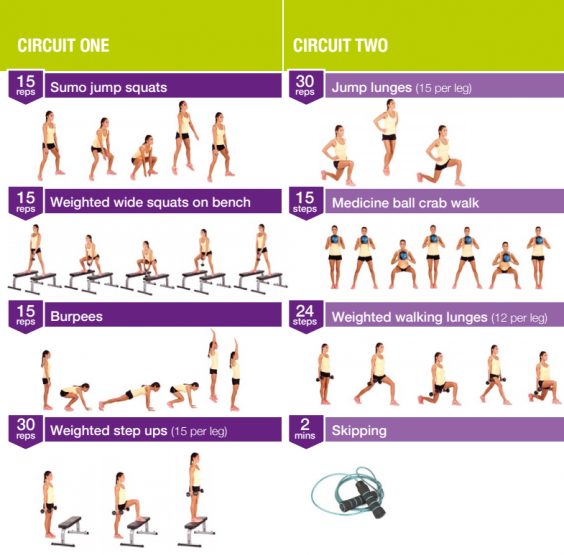 I tried an instagram fitness plan people are going crazy over here kaylaitsinesbbgg kayla itsines bbg fandeluxe Image collections