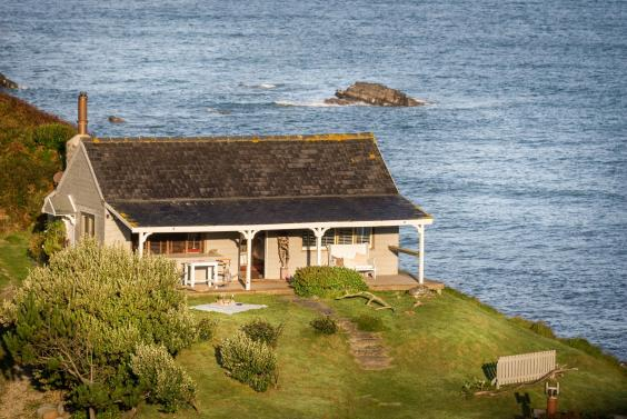 britain 39 s best beach cottages the independent