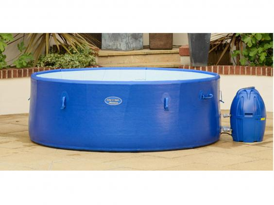 10 best paddling pools the independent for Paddling pool heater