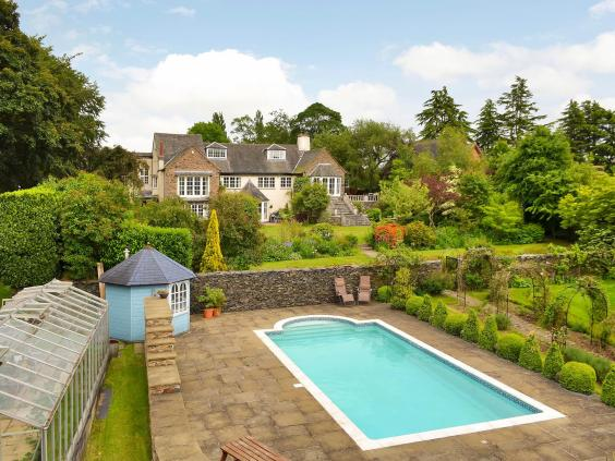 Britain 39 S Best Holiday Cottages With Pools The Independent