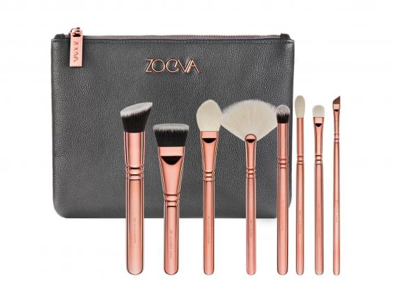 bobbi brown brushes uses. the third instalment from their rose golden range, zoeva has created a set of eight essential brushes bobbi brown uses
