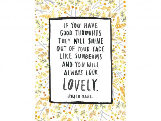 Quotes From The Bfg: 11 Best Roald Dahl Gifts
