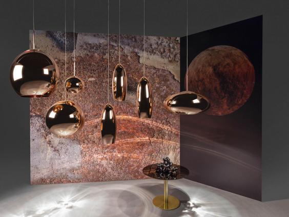Design Trend Copper Metallics Bring A Warm Glow Into The