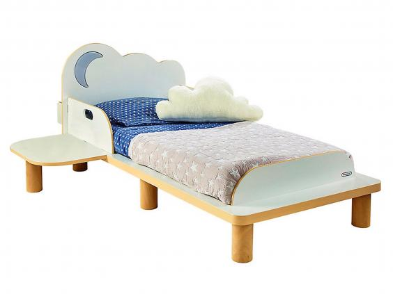 Hellohome starbright toddler bed 163 149 99 mothercare