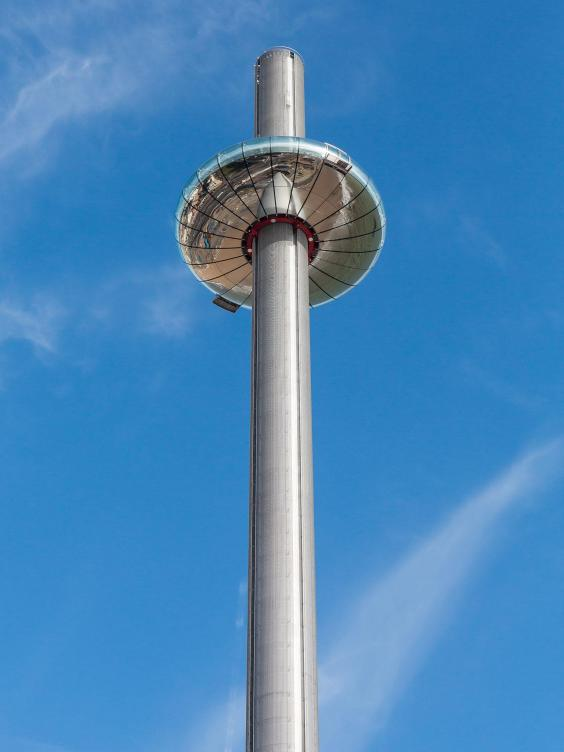 Brighton I360 The 500ft Tower Set To Change The Eccentric