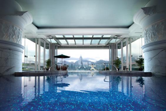 Peninsula Hong Kong Pool