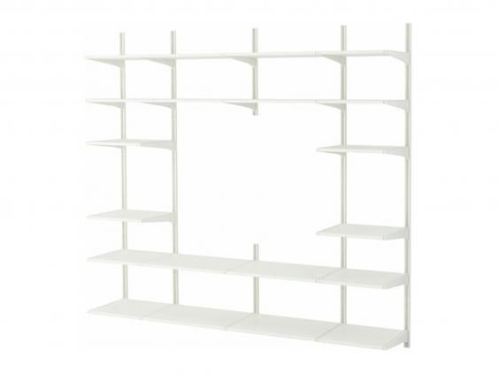 9 best modular shelving | The Independent