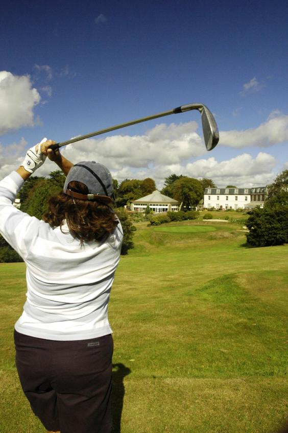 10 Of The Best Hotels For Golfers The Independent