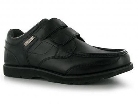 Asda Girls School Shoes Size