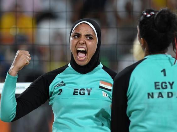 Cheap dresses egypt olympic team