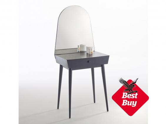 10 best dressing tables the independent. Black Bedroom Furniture Sets. Home Design Ideas