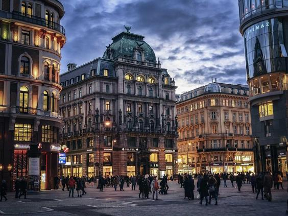 Vienna named city with highest quality of life in the ...