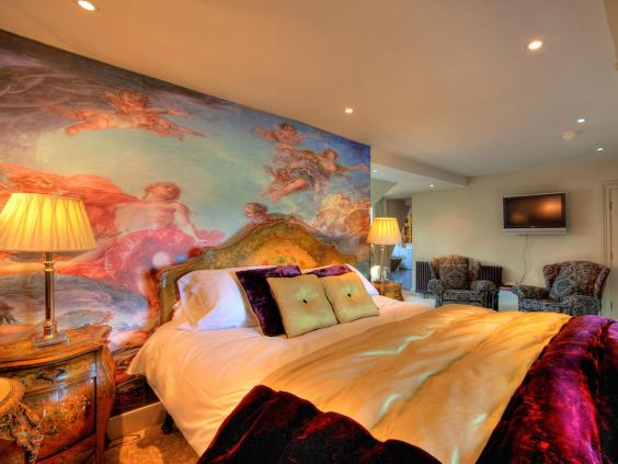 Cool place of the day strattons norfolk the independent for Independent boutique hotels