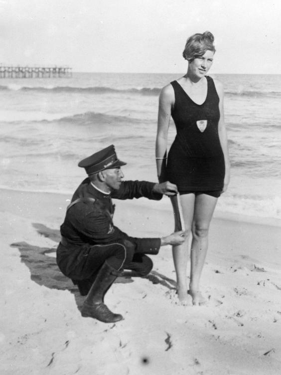 the issues surrounding the banning of burkinis Another town on the french riviera has banned burkinis the mayor of villeneuve-loubet said he made the decision to bar the covered swimsuit, worn by some muslim women, for sanitary reasons.