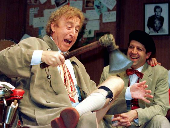 Gene Wilder obituary: Willy Wonka and Blazing Saddles star who ...