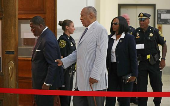 Judge: Only One Other Accuser Can Testify At Cosby's Pa. Trial