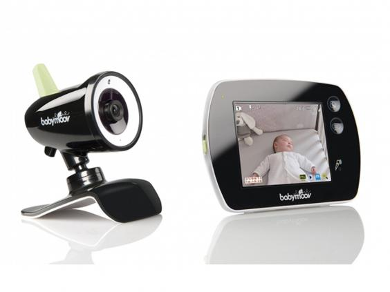 baby monitor camera about camera. Black Bedroom Furniture Sets. Home Design Ideas