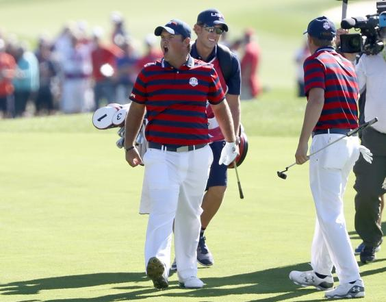 Inspired US wins back Ryder Cup