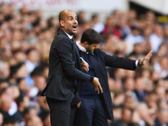 Manchester City must learn from defeat by Spurs: Pep Guardiola