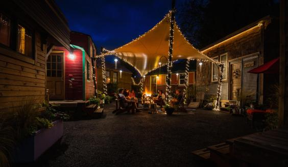 Micro Living In The Us The Best Tiny Houses You Can Stay