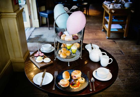 Hotel Du Vin Afternoon Tea Review