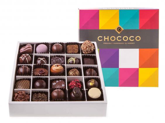 Assorted Chocolate Truffle Selection - Luxury Edition ... |Luxury Chocolate Box