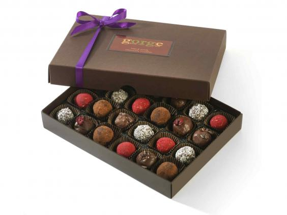 18 best luxury chocolate boxes | The Independent |Luxury Chocolate Box