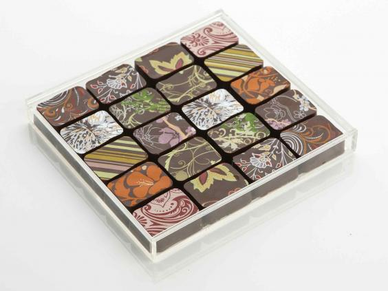 16 Chocolate Box | Carousel Chocolates, Luxury Chocolates ... |Luxury Chocolate Box