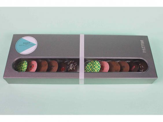 Best Luxury Chocolate Boxes The Independent - Delicious chocolates crafted japanese words texture