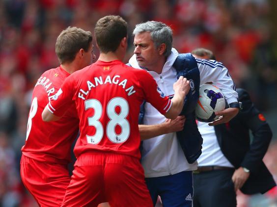 Image result for Jordan Henderson out for revenge on Manchester United boss Jose Mourinho
