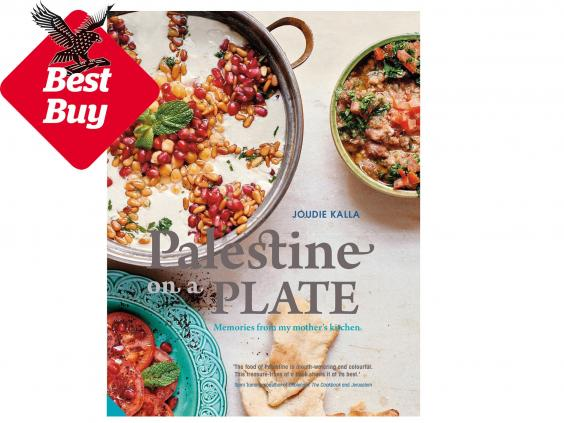 Palestine On A Plate Really Stands Out From The Growing Number Of Middle  Eastern Cookbooks. Joudie Kalla Is Among Few To Focus On The Cuisine Of Her  Native ...