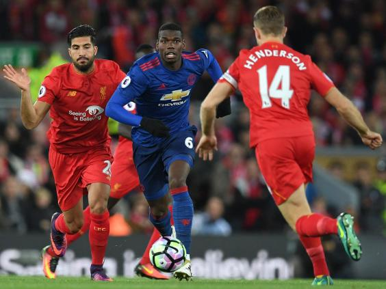 Image result for Liverpool deserved to beat Manchester United – Emre Can
