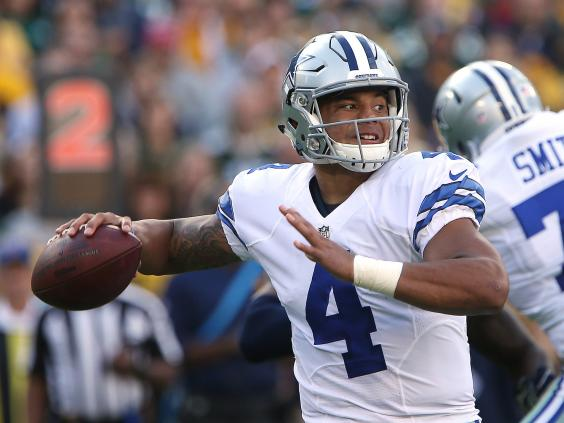 Cowboys to start Dak Prescott over Tony Romo vs. Eagles
