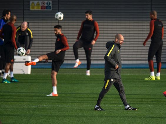 Pep Guardiola all too aware of the size of the task facing Manchester City